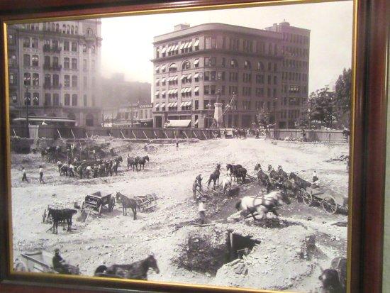 Before Joseph Smith Memorial Building Was Built Historic