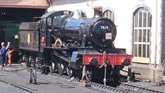 Somerset & Dorset Railway Museum: DSC_0741_large.jpg