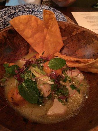 Cana de Azucar: Ceviche Salvaje