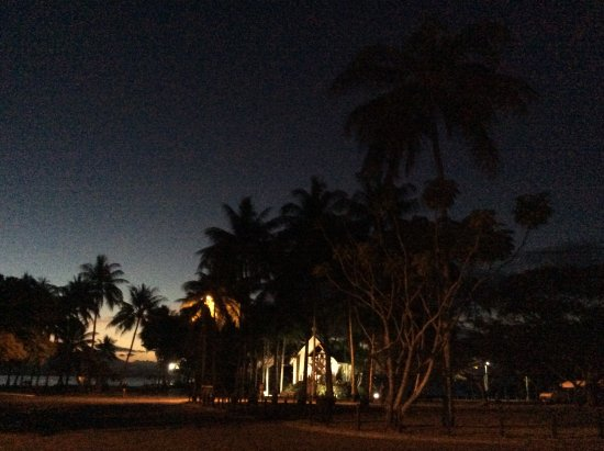 Nautilus Holiday Apartments: Sunset Port Douglas and the Sweetest a Little Church beside the Sea