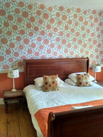 Upstreet, UK: Honeysuckle Room
