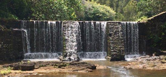 Kilauea, Havaí: Stone Dam