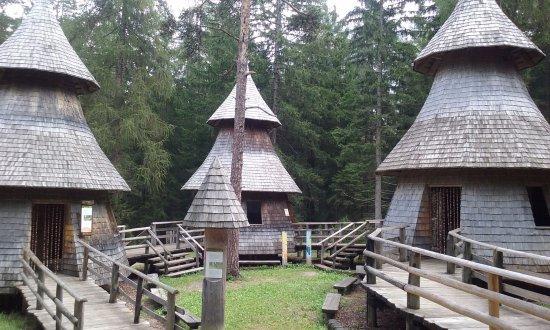 Villaggio degli alberi