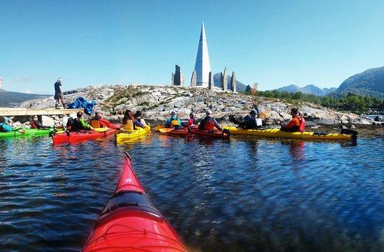 -Fjordexpedition- kayak rental&guiding