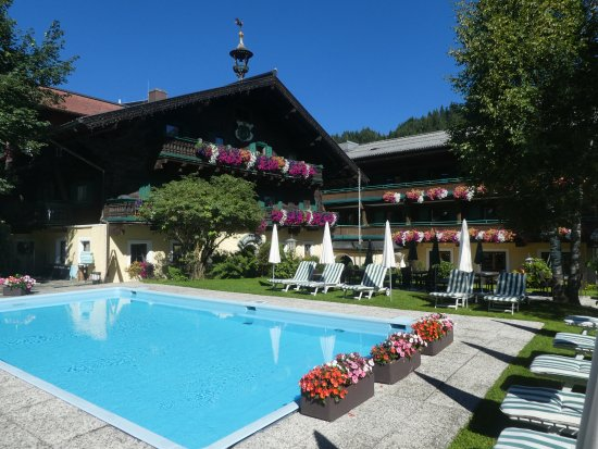 Hotel Unterhof: Pool