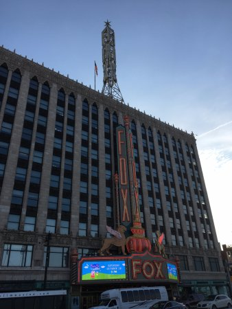 Hotels Near Fox Theater Detroit Mi