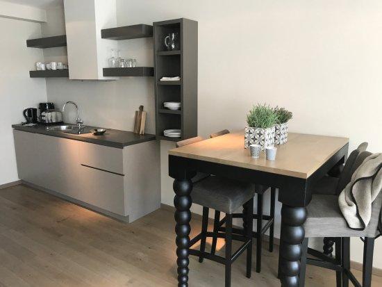 neuen design küchen picture of landpalais goyenhof scena
