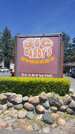 Big Daddy's Burgers: best burgers in tahoe