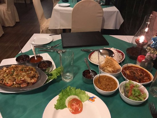 Golden Grill: kothu and srilankan traditional meal