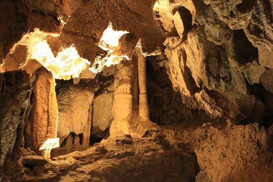 Grottes de Betharram: LES GROTTES