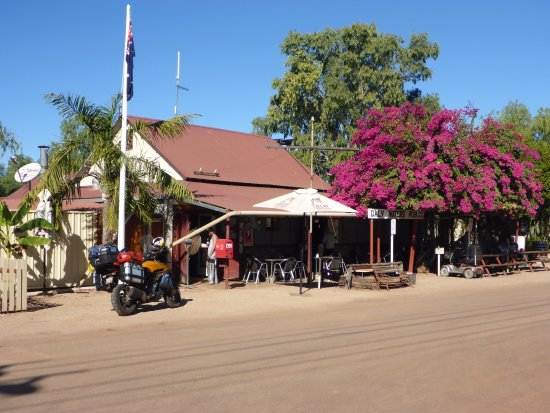 The Daly Waters Pub: Daly Waters Pub NT
