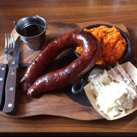 Hickory's Smokehouse: Great food