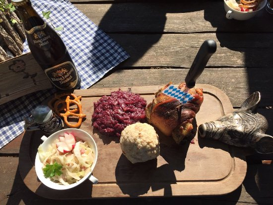 Hallbergmoos, Alemania: Trödelcafe Erching