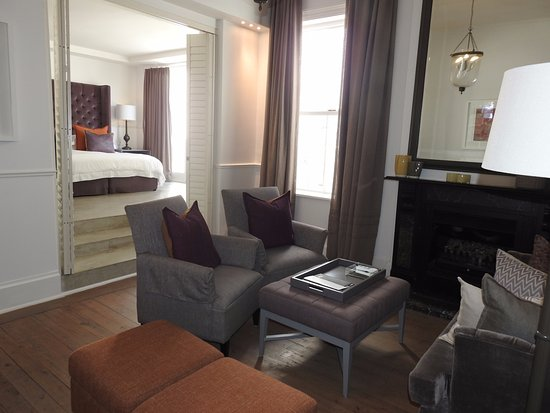 Cape Cadogan: The Suite