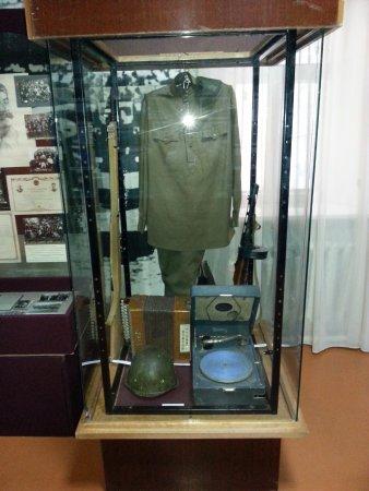 Нижний Ломов, Россия: Солдатская форма