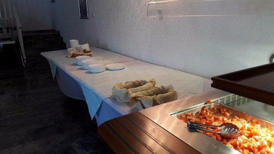 Slatine, Croatie: Posiłki w formie ALL INCLUSIVE