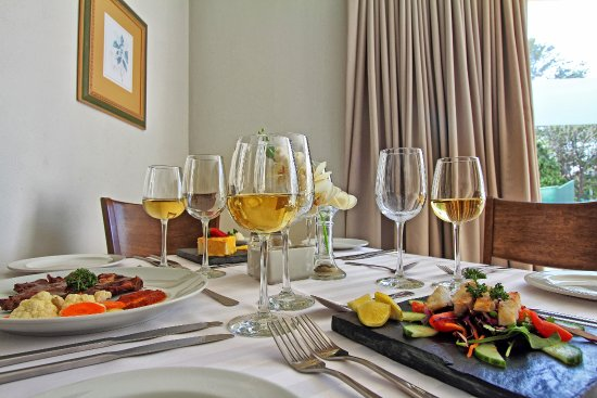 Villa Vittoria Lodge: Restaurant & Dining