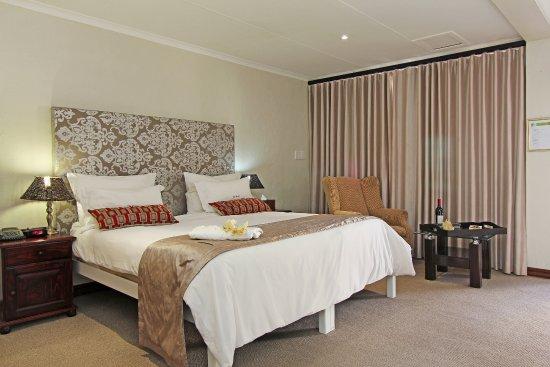Villa Vittoria Lodge: Deluxe Double Room