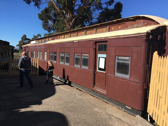Victorian Goldfields Railway: photo2.jpg