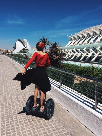 Segway Anyway Valencia