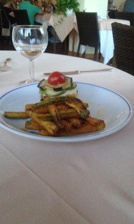 Hotel Moresco: Complimenti allo Chef