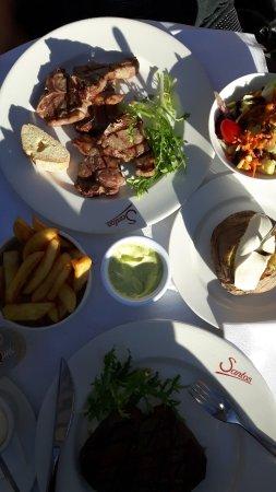 Santos: heerlijke gerechten