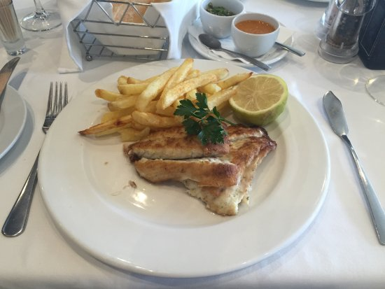 Illovo, Sudáfrica: Sea Bass