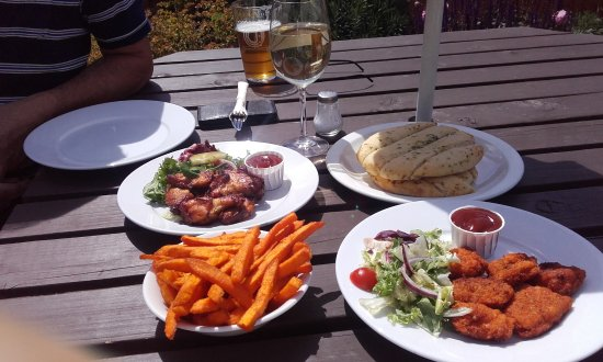 The Bull : Lunch for two from the starters menu