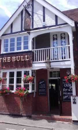 The Bull Exterior