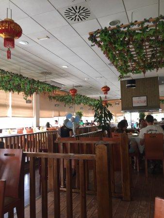 Restaurante sapporo japones el albir restaurant reviews for Restaurante japones alicante