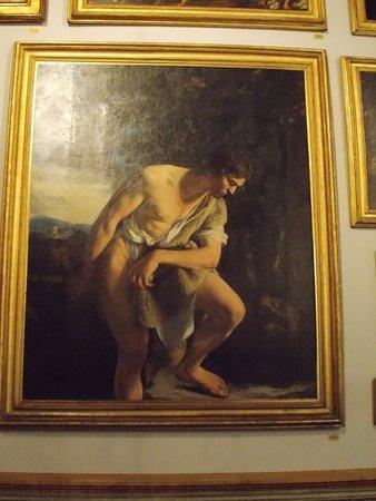 Galleria Spada: Gentileschi padre