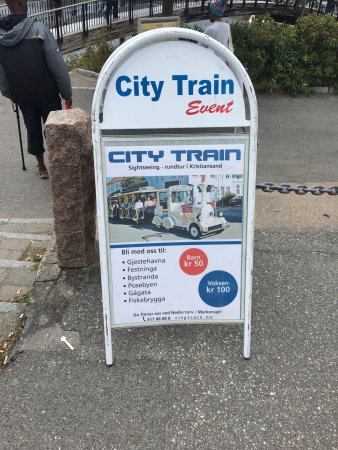 ‪City Train Kristiansand‬