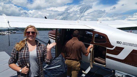 Naples Seaplane Adventures: Before takeoff
