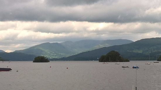 Bowness-on-Windermere, UK: boat trip bowness to amblesde