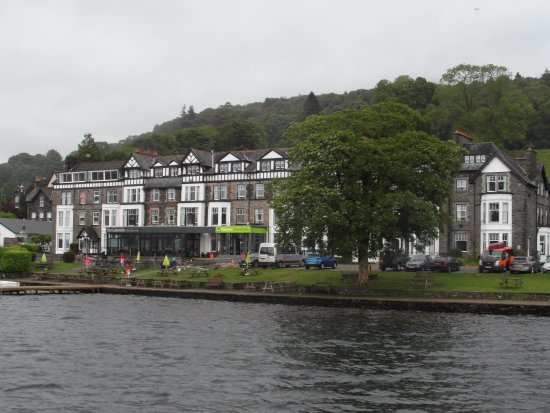 Bowness-on-Windermere, UK: boat trip bowness to ambeside