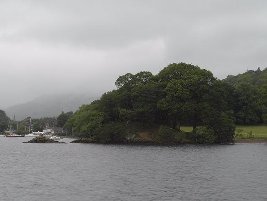 Bowness-on-Windermere, UK: boat trip bowness to ambleside