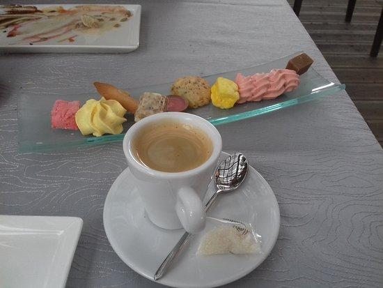 Gundershoffen, France : cafe excelent