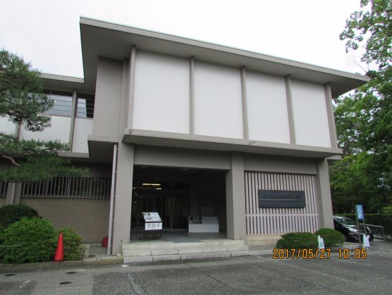 Ishikawa Prefectural Museum for Traditional Products and Crafts : 建物外観