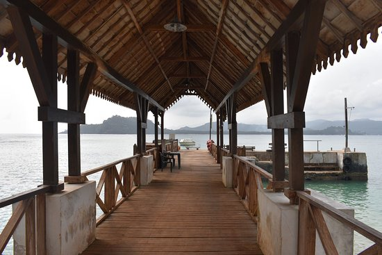 Porto Alegre, Santo Tomé y Príncipe: Ilheu das Rolas