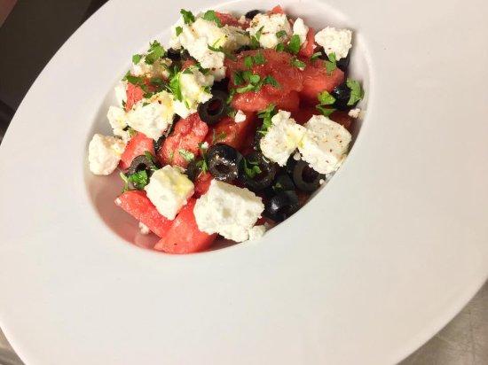 salade la grecque picture of cultur cuisine metz tripadvisor. Black Bedroom Furniture Sets. Home Design Ideas