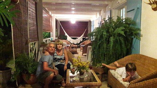 La Gaulette : Maison Papaye
