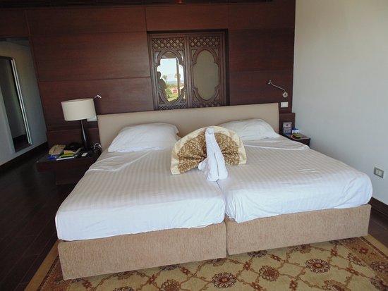 Steigenberger Makadi Hotel: Bett