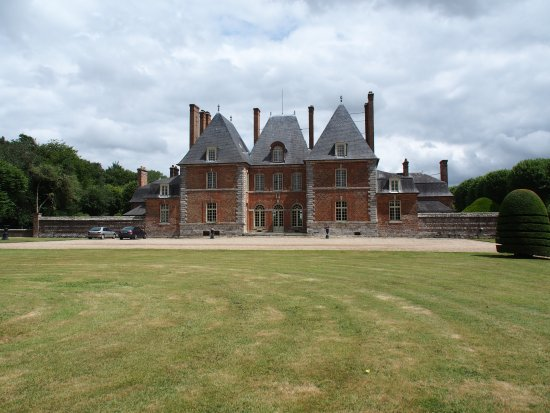 Chateau du Mesnil Geoffroy