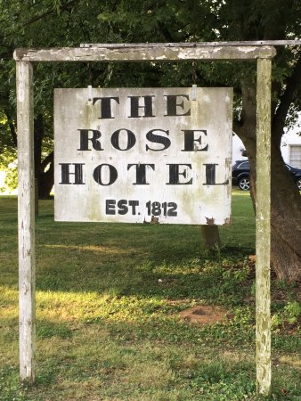 Historic Rose Hotel: photo1.jpg