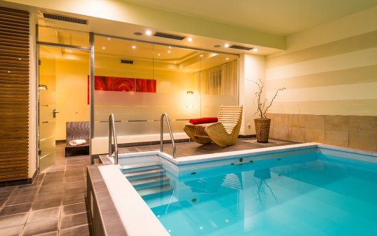 Landhotel Postwirt: Indoorpool