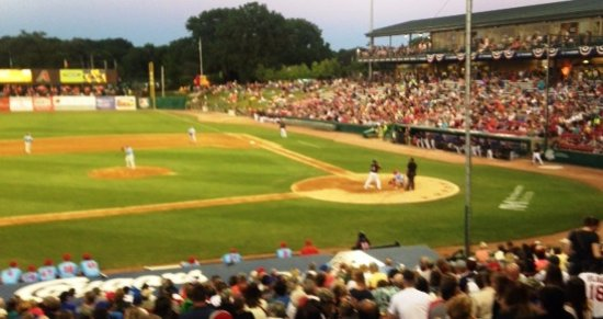 Geneva, IL : Kane County Cougars Class A Baseball