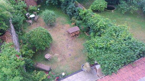 Coeur De Loire: Le jardin
