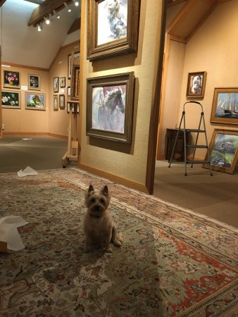 Nashville, IN: The Brown County Art Guild
