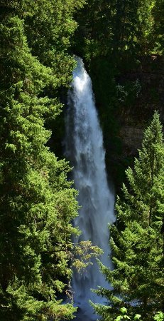 Prospect, Oregón: Mill Creek Falls