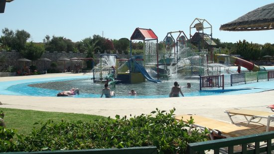 General view - Picture of Aquatica Water Park, Kardamena ...